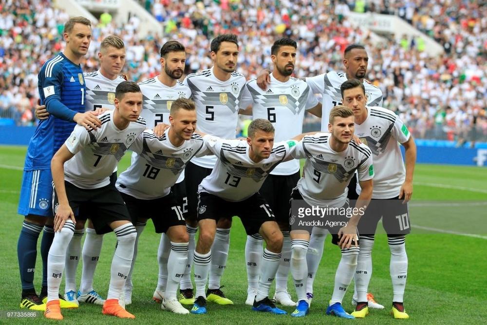 Сборная Германии по футболу1