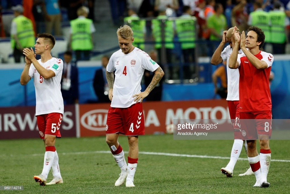 Сборная Дании по футболу1
