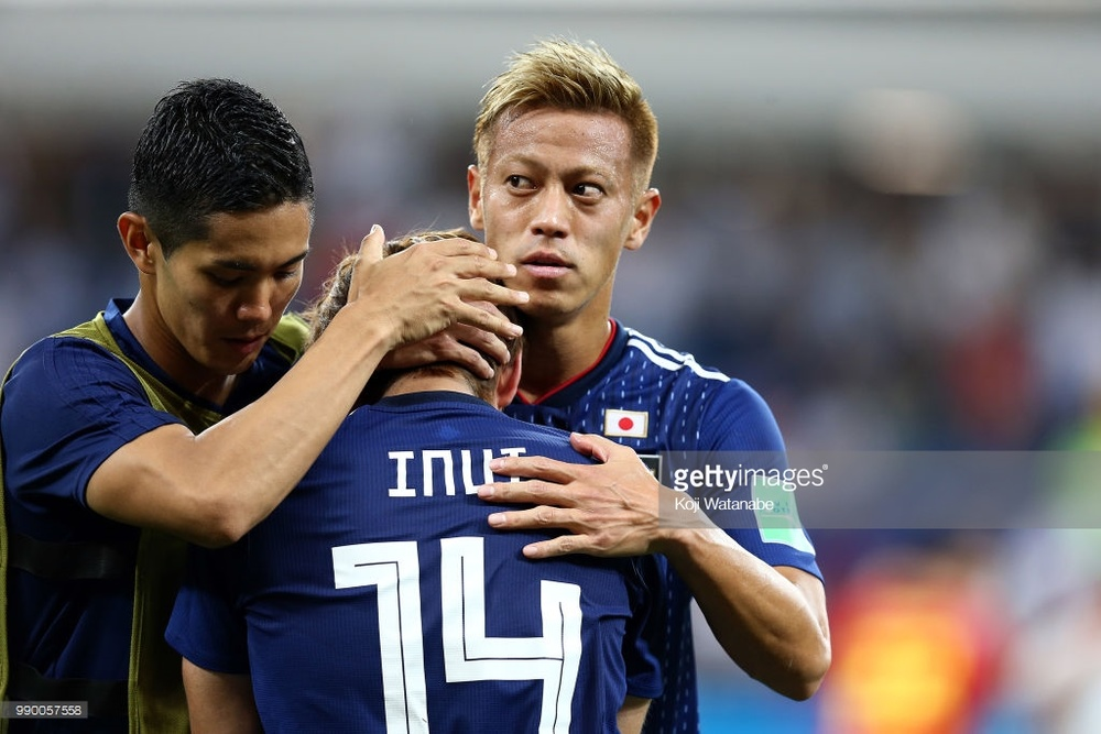 Сборная Японии по футболу2