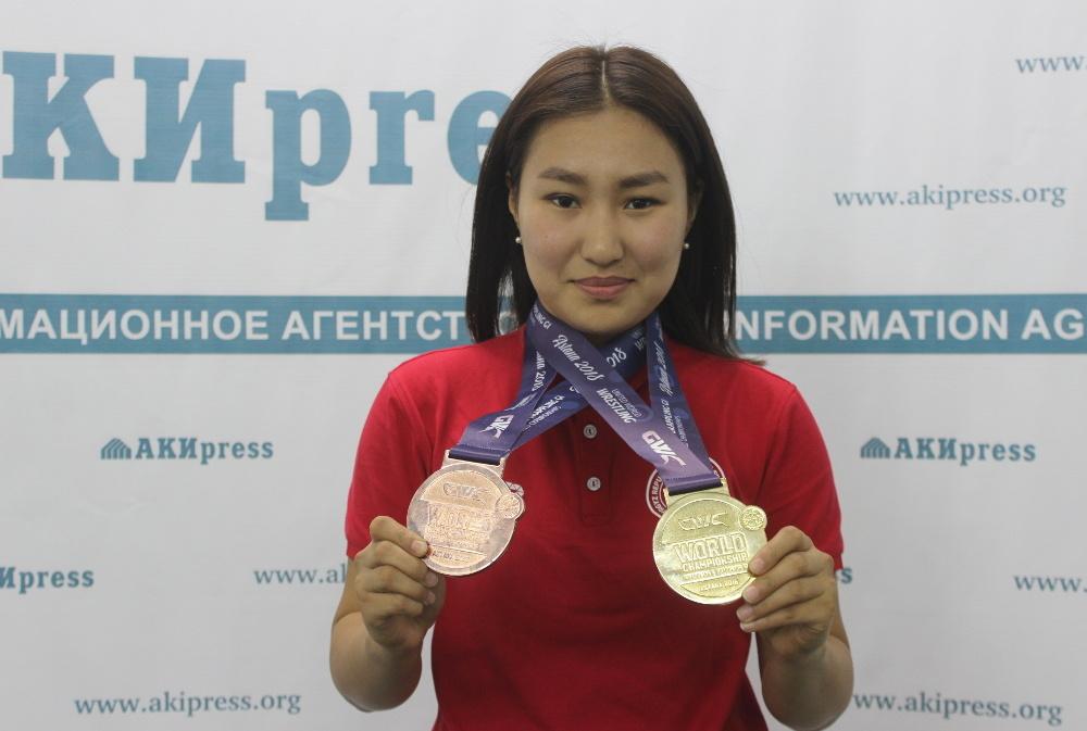 Айдай Орозбекова