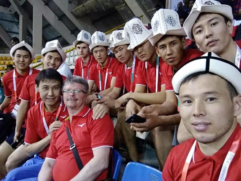 Сборная Кыргызстана5