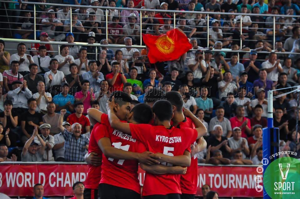 Кыргызстан - Казахстан2